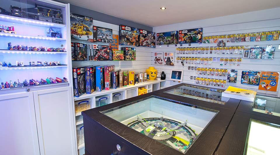 Lego collector shop